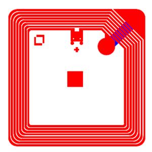 RFID03 Label